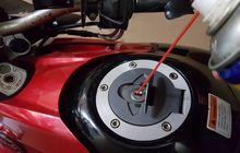 tips ngabuburit, lakukan perawatan simpel di rumah kunci motor