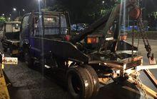 pungli jasa derek di tol jorr masih terjadi, kali ini korbannya diminta rp 700 ribu