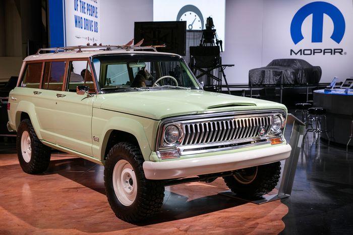 Jeep Wagoneer 2018 >> Jeep Wagoneer Suv Klasik Buat Road Trip Asyik Gridoto Com