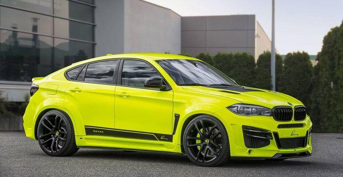 BMW X6 M Racikan Luma Design