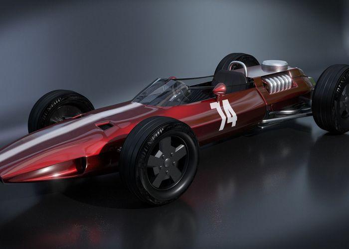 Evolusi Bentuk Mobil Formula 1 Dari Masa Ke Masa Gridoto Com