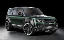 Land Rover Defender Baru Lebih Keren Dengan Warna Spesial Satu Ini!