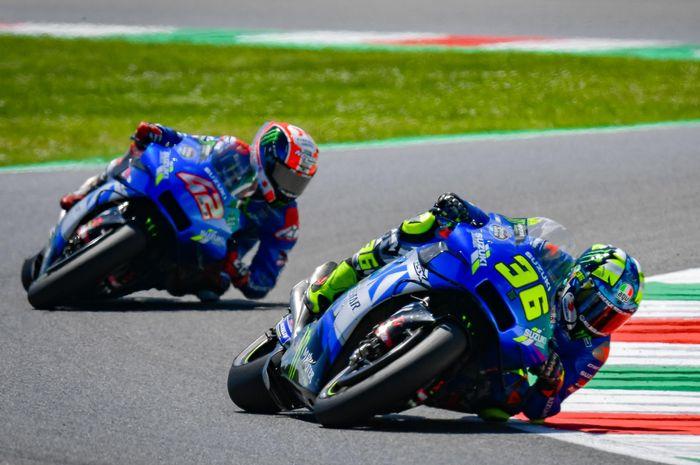 Manajer Proyek Suzuki, Shinichi Sahara mengakui bahwa perkembangan tim lain jauh di depan Suzuki di MotoGP 2021