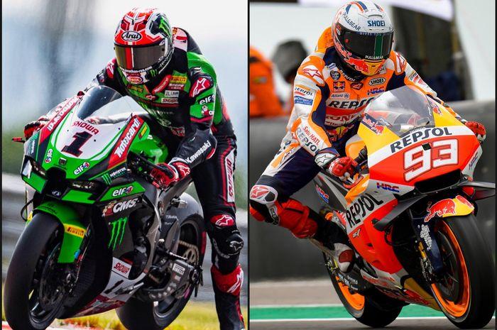 Biar makin paham, berikut ini adalah beberapa perbedaan antara ajang  balap MotoGP dan World Superbike (WSBK)