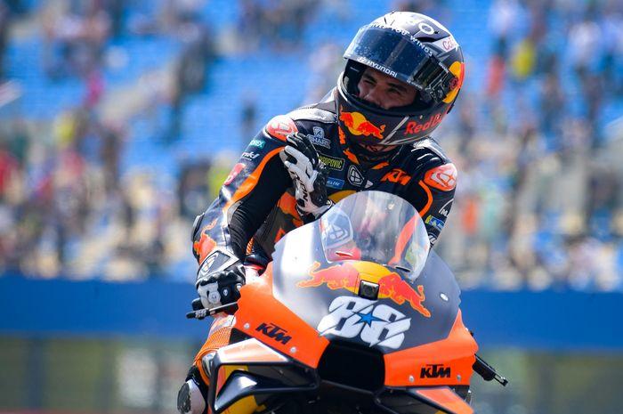 Miguel Oliveira mengukapkan dirinya sempat didekati Yamaha untuk menggantikan Maverick Vinales di MotoGP 2022