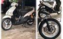 Yamaha Mio Sporty Tampil Fresh, Restomod Total Berkaki-kaki Roadrace