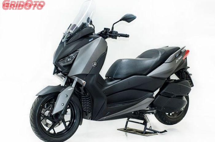 Yamaha XMAX juga bisa gredek, berikut penyebabnya