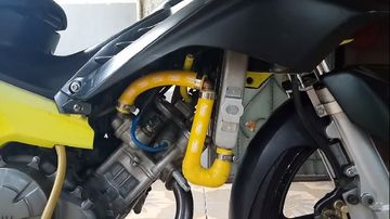 Tinggal Pasang Paket Radiator Suzuki Gsx R150 Buat Yamaha Jupiter Mx Gridoto Com