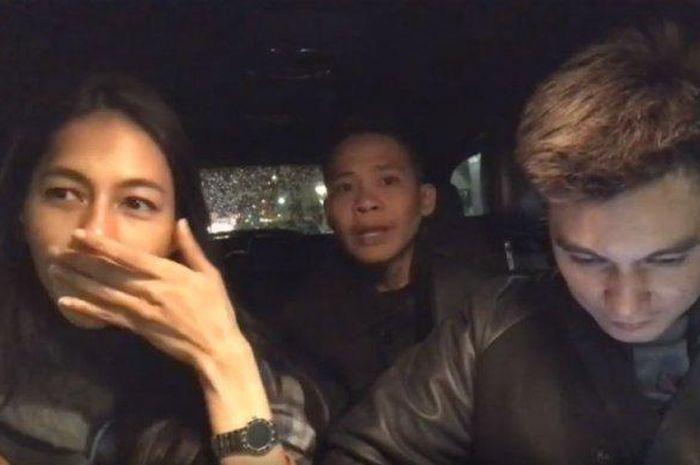 Bulan madu Baim Wong dan Paula Verhoeven hampir berakhir tragis