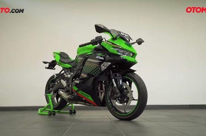 update harga Kawasaki Ninja ZX-25R per Mei 2021