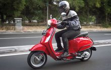Incar Vespa Sprint 150 Bekas Buat Riding Dalam Kota, Segini Harga Pasarannya Sekarang