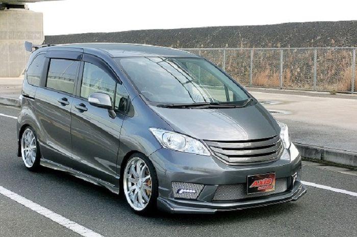 Honda Freed 2012 Bekas Kini Dijual Rp 130 Juta Tipe Electric Cuma Segini Gridoto Com