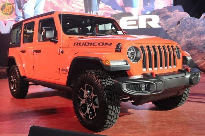 Jeep Wrangler Dealers >> Mantap Jeep Resmi Buka Dealer Barunya Di Surabaya Jawa