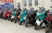 Yamaha NMAX Predator Sudah Dijual di Ratusan Dealer Resmi Yamaha, Ternyata Ini Rahasianya