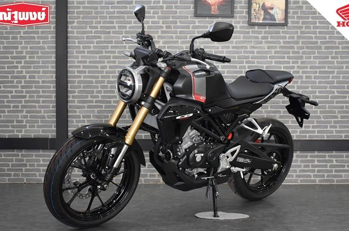 Apakah Honda CB150R Thailand bakal masuk Indonesia