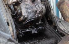 waspada! ini efek membiarkan oli mesin rembes, bisa turun mesin!