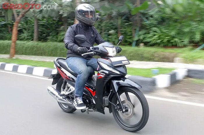 Hasil Test Ride Honda Revo X 2018 Motor Bebek Terlaris Saat Ini Gridoto Com