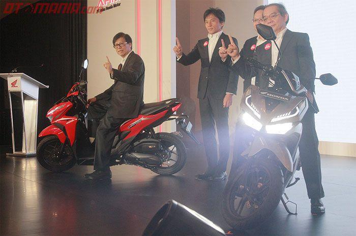 Peluncuran All New Honda Vario 2018