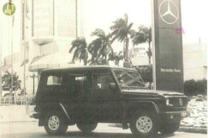 Mercedes-Benz 300 GE 1998