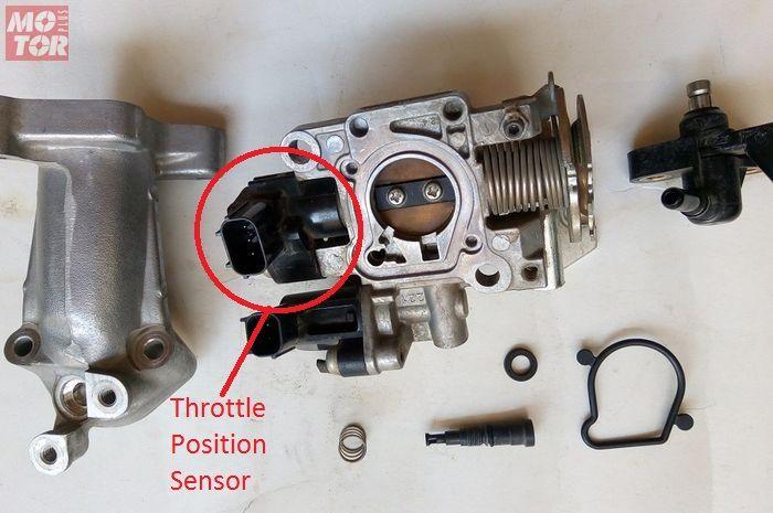 Begini Cara Deteksi Throttle Position Sensor yang Rusak - GridOto com