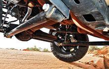 Kesaktian Long Arm Untuk Mobil Off-road, Silahkan Dicoba!