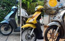 Mulai Langka, Ini Dia Tiga Warna Yamaha Mio Yang Kini Banyak Diburu