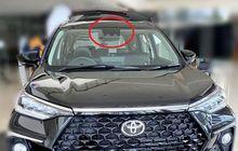 Ada Benda di Balik Kaca Toyota Veloz Facelift, Dugaannya Fitur Canggih Ini