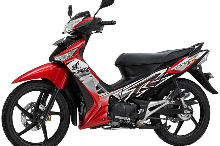 New Honda Supra X 125