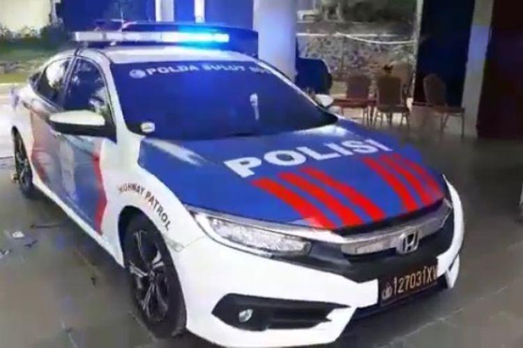 Bukan Modifikasi Digital Ini Honda Civic Hatchback Turbo Besutan Polisi Gridoto Com