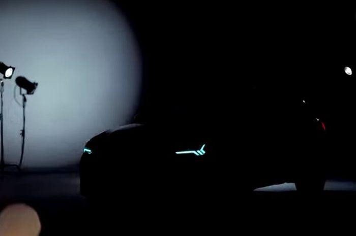 Cuplikan teaser dari New Audi Q3
