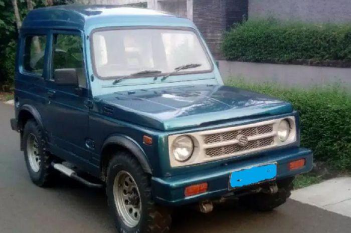 Ilustarsi Suzuki Katana Bekas