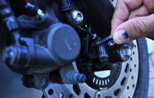 boleh enggak ganti piringan cakram pada motor dengan fitur abs?