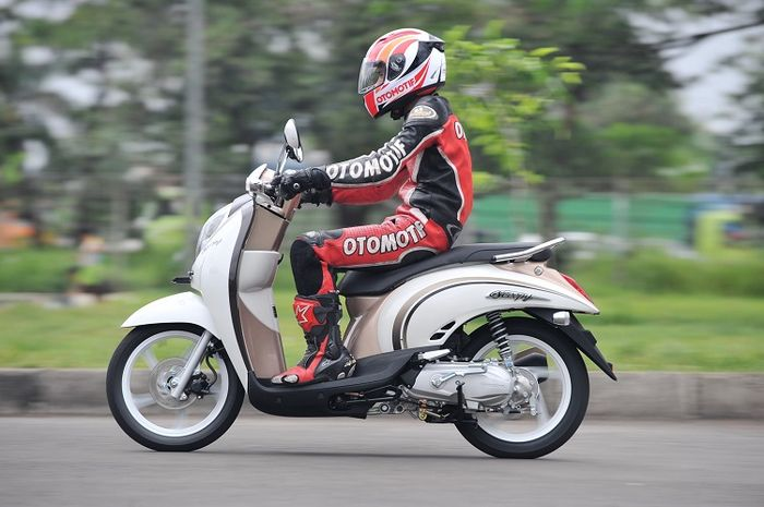 Mau Meminang Honda Scoopy Seken Simak Dulu Ragam Penyakitnya