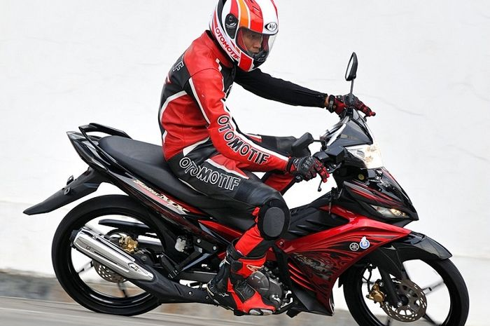New Jupiter Mx Bore Up Jadi Adem Comot Radiator Suzuki