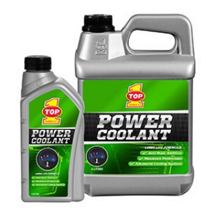 Rekomendasi radiator coolant terbaik - TOP 1 POWER COOLANT