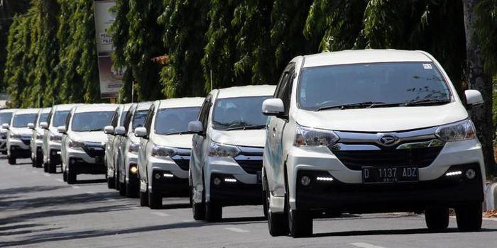 Daihatsu Great New Xenia saat test drive di Cirebon-Kuningan, Jawa Barat