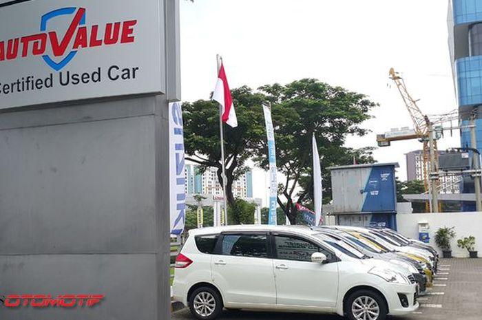 Suzuki Car Dealership >> Penjualan City Car Di Dealer Mobkas Suzuki Ini Meningkat