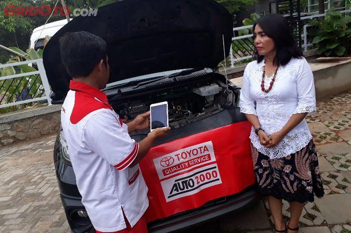 Layanan Toyota Home Service Auto2000 Puaskan Konsumen Gridoto Com