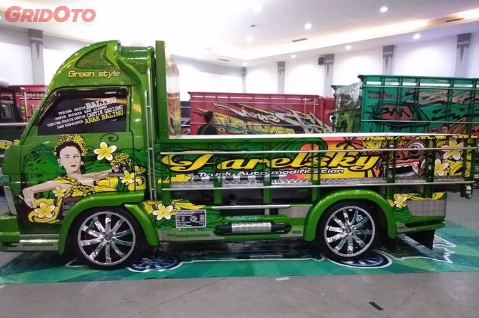 770+ Gambar Mobil Truk Keren Terbaru