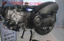 Mesin Yamaha Lexi 125 Ambil Basic Dari Aerox, Hanya Beberapa Komponen Yang Beda