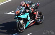 Franco Morbidelli Sakit Perut, Fabio Quartararo Jalani Tes Misano Sendirian Jelang MotoGP Emilia Romagna 2020
