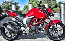 Cuma Pasang Komponen Ini, Yamaha Byson Langsung Berubah Jadi Ducati Street Fighter