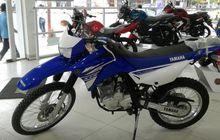selain siapkan wr150, yamaha juga bisa punya trail 250 cc lo