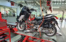 Servis Motor Yamaha Gratis Sembako, Syaratnya Cuma Begini Doang