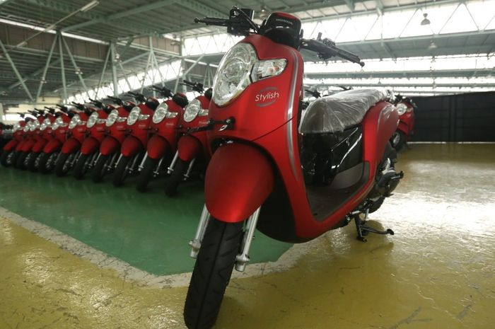 New Honda Scoopy 2018