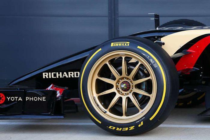 Sadis 4 Regulasi Baru F1 Salah Satunya Pelek Mobil F1 Lebih Gede Dari Pelek Motor Motogp Gridoto Com