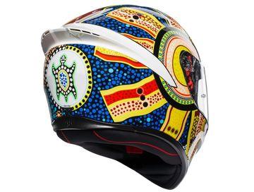 Satu Lagi Helm Baru Replika Milik Valentino Rossi On Sale Bulan Ini Gridoto Com
