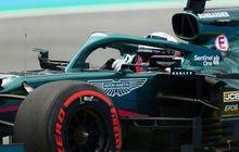 Dituduh Menutup Jalan, Vettel Diganjar Penalti, Begini Kronologisnya