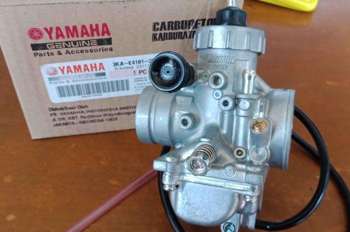 Bikin Tarikan Yamaha Jupiter Mx Sangar Dengan Karburator Rx King