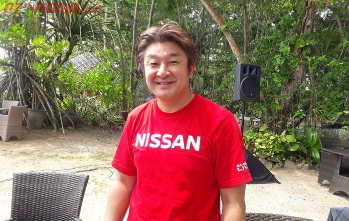 Isao Sekiguchi. Tahun depan ada 3 model terbaru dari Nissan